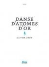 """Couverture du livre : """"Danse d'atomes d'or"""""""
