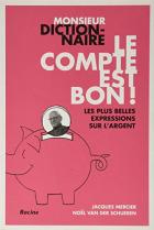 """Couverture du livre : """"Le compte est bon !"""""""
