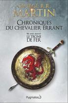 """Couverture du livre : """"Chroniques du chevalier errant"""""""