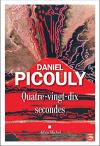 """Couverture du livre : """"Quatre-vingt-dix secondes"""""""