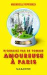 """Couverture du livre : """"N'oubliez pas de tomber amoureuse à Paris"""""""