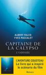 """Couverture du livre : """"Capitaine de la Calypso"""""""