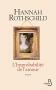 """Couverture du livre : """"L'improbabilité de l'amour"""""""