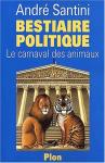 """Couverture du livre : """"Bestiaire politique"""""""