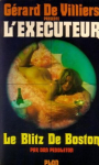 """Couverture du livre : """"Le Blitz de Boston"""""""