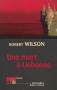 """Couverture du livre : """"Une mort à Lisbonne"""""""