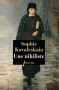 """Couverture du livre : """"Une nihiliste"""""""