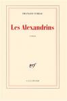 """Couverture du livre : """"Les Alexandrins"""""""