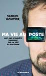 """Couverture du livre : """"Ma vie au poste"""""""
