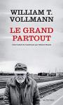 """Couverture du livre : """"Le grand partout"""""""