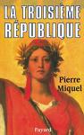 """Couverture du livre : """"La Troisième République"""""""