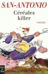 """Couverture du livre : """"Céréales killer"""""""