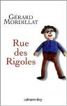 """Couverture du livre : """"Rue des Rigoles"""""""
