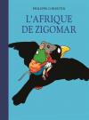 """Couverture du livre : """"L'Afrique de Zigomar"""""""
