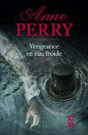 """Couverture du livre : """"Vengeance en eau froide"""""""