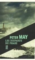 """Couverture du livre : """"Les disparus du phare"""""""