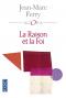 """Couverture du livre : """"La raison et la foi"""""""