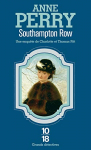 """Couverture du livre : """"Southampton Row"""""""