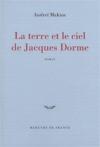 """Couverture du livre : """"La terre et le ciel de Jacques Dorme"""""""