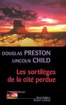 """Couverture du livre : """"Les sortilèges de la cité perdue"""""""