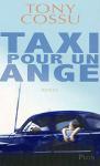 """Couverture du livre : """"Taxi pour un ange"""""""