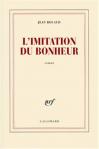 """Couverture du livre : """"L'imitation du bonheur"""""""