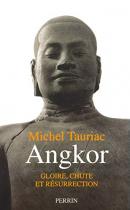 """Couverture du livre : """"Angkor"""""""