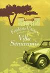 """Couverture du livre : """"Villa Sémiramis"""""""