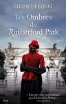 """Couverture du livre : """"Les ombres de Rutherford Park"""""""