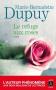 """Couverture du livre : """"Le refuge aux roses"""""""