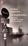"""Couverture du livre : """"La supplication"""""""