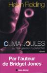 """Couverture du livre : """"Olivia Joules ou l'imagination hyperactive"""""""