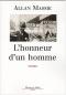 """Couverture du livre : """"L'honneur d'un homme"""""""