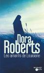 """Couverture du livre : """"Les amants de Louisiane"""""""