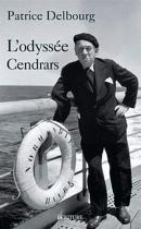 """Couverture du livre : """"L'odyssée Cendrars"""""""