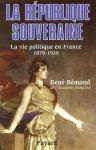 """Couverture du livre : """"La République souveraine"""""""