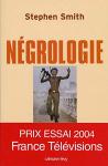 """Couverture du livre : """"Négrologie"""""""