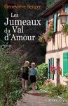 """Couverture du livre : """"Les jumeaux du Val d'amour"""""""