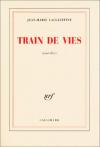 """Couverture du livre : """"Train de vies"""""""