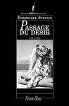 """Couverture du livre : """"Passage du désir"""""""