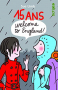 """Couverture du livre : """"15 ans : welcome to England"""""""