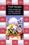 """Couverture du livre : """"Petit traité de toutes vérités sur l'existence"""""""