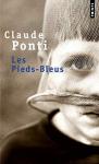 """Couverture du livre : """"Les pieds-bleus"""""""