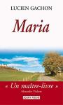 """Couverture du livre : """"Maria"""""""
