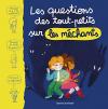 """Couverture du livre : """"Les questions des tout-petits sur les méchants"""""""
