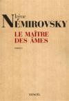 """Couverture du livre : """"Le maître des âmes"""""""