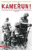 """Couverture du livre : """"Kamerun !"""""""