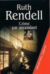 """Couverture du livre : """"Crime par ascendant"""""""
