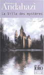 """Couverture du livre : """"La villa des mystères"""""""