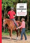 """Couverture du livre : """"100 conseils du moniteur d'équitation"""""""